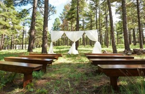 flagstaff wedding packages forest weddings
