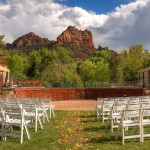 amara resort, sedona wedding venues, celebrations event floral