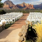 sedona wedding venues, sky ranch lodge, celebrations event floral
